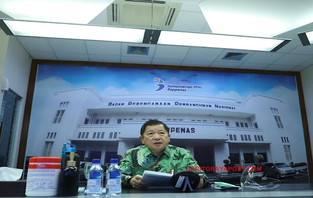 Head of Bappenas: Several Governor Proposal Projects Approved by the Central Government in Kalimantan, NTT, Maluku and Papua