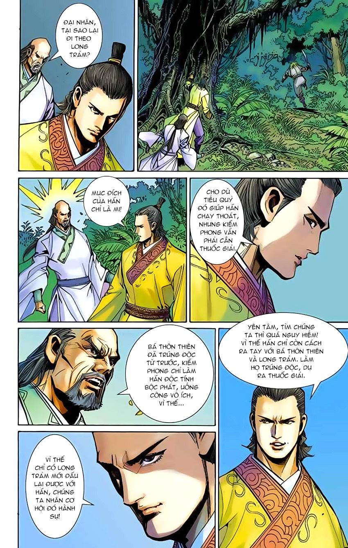 Bạch Phát Quỷ chap 6 - Trang 8