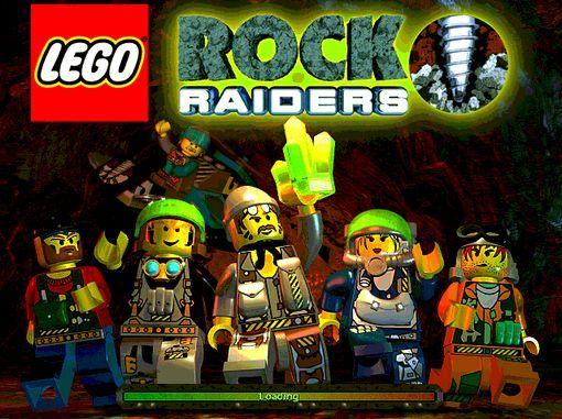 تحميل اللعبة الاستراتيجية LEGO Rock Raiders