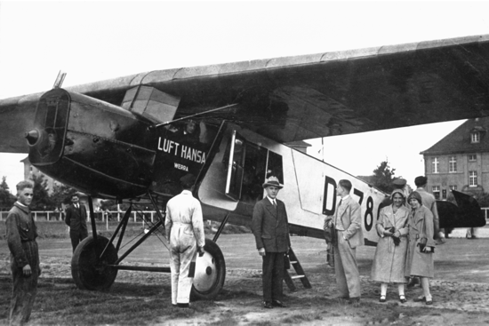 Lufthansa 1926