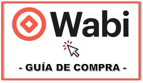 Cómo y Dónde Comprar Criptomoneda WABI Tutorial Actualizado Paso a Paso