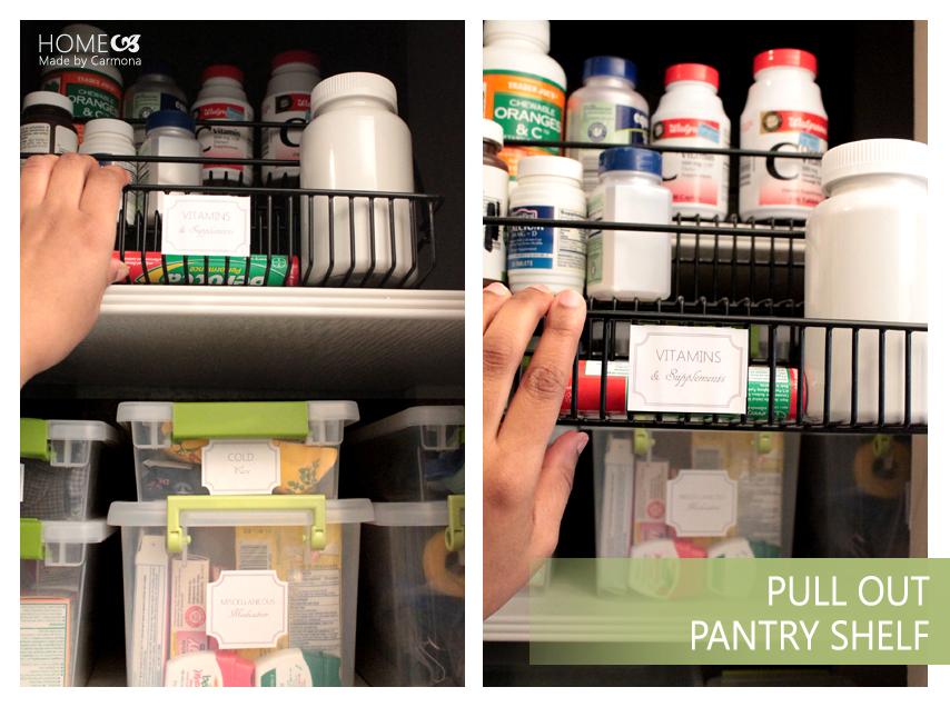 All Purpose Storage Pantry