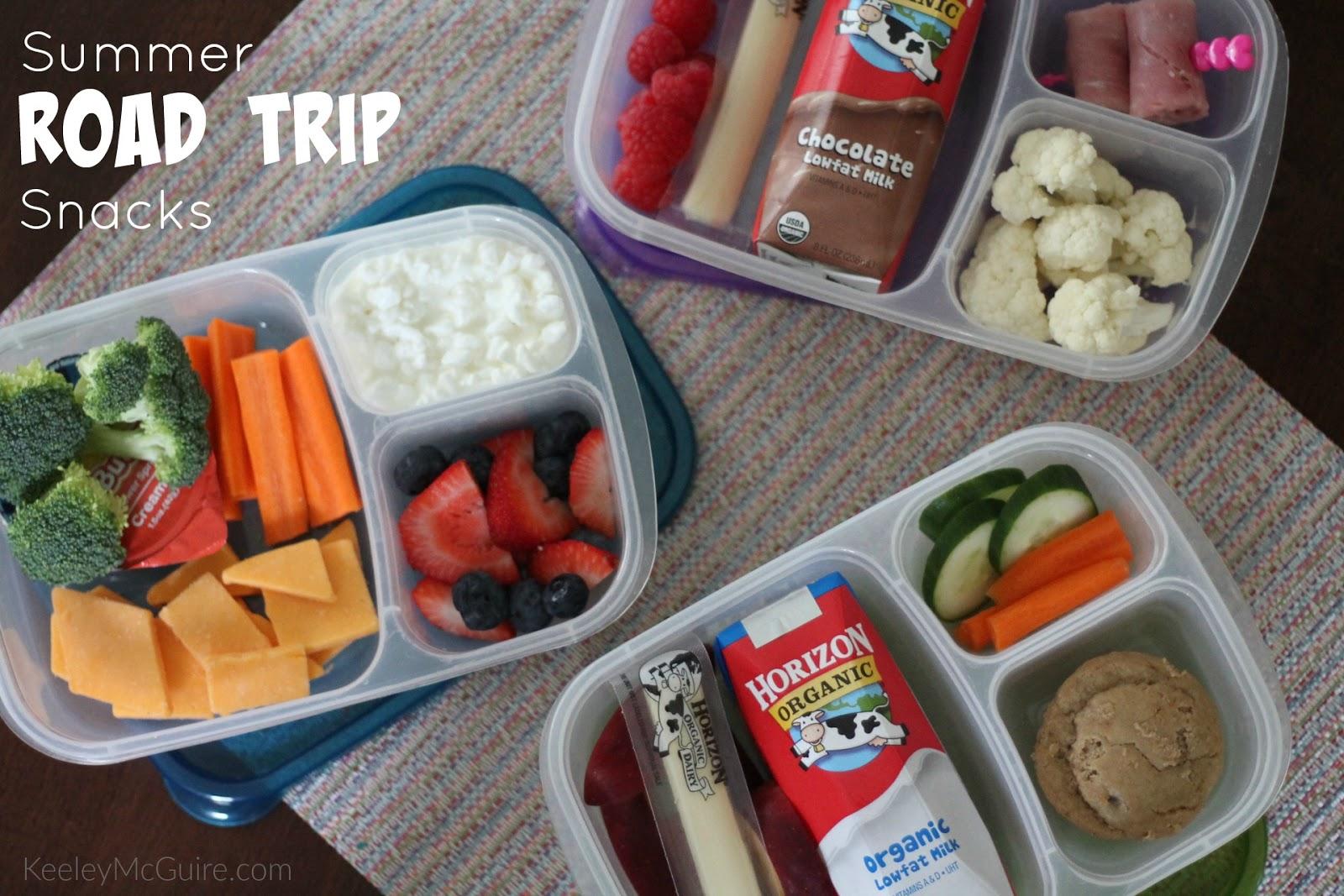 gluten free & allergy friendly: easy summer road trip snacks