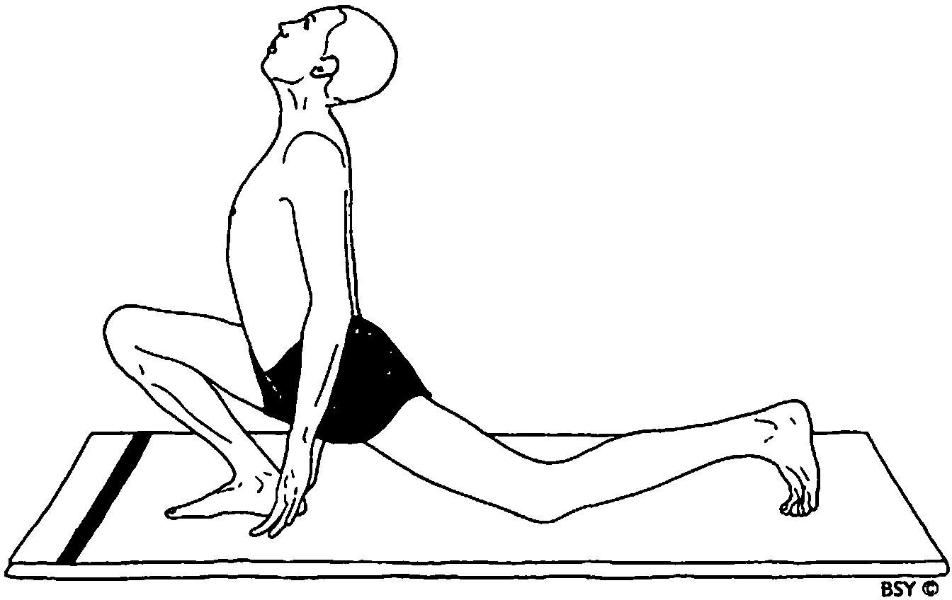Utthita Ashwa Sanchalanasana -Crescent Lunge Pose: International Yoga Day