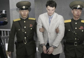 Otto Warmbier's family kept his Jewishness under wraps while North Korea held him hostage