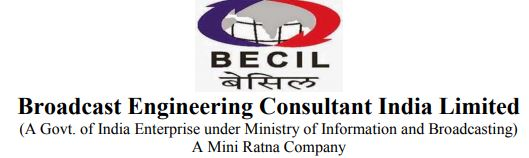 BECIL Recruitment 2019 for 199 Junior Engineer Posts