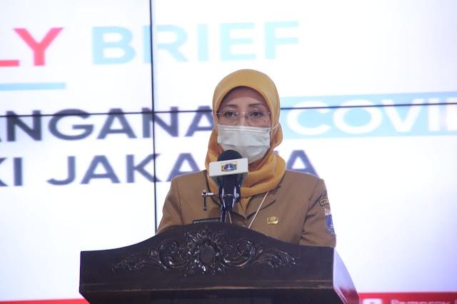 Update COVID-19 di Jakarta : Positif Bertambah 231 dan Sembuh 8,036 Orang
