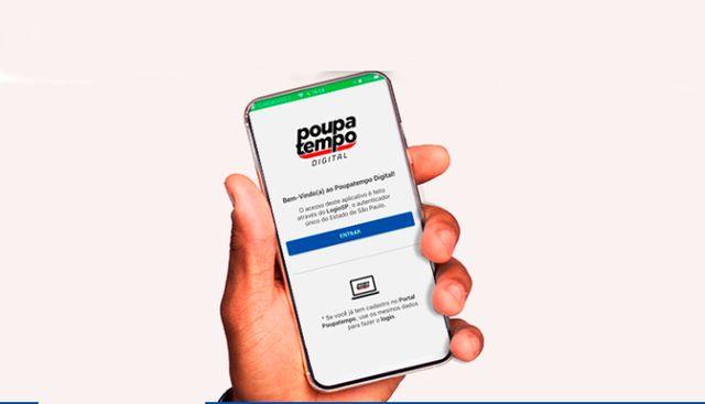Comprovante de vacinação no Poupatempo Digital é o oficial do Estado e pode ser usado por todos os cidadãos vacinados em SP