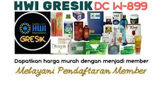 Distribution Center HWI Gresik W899 info wa 081330515560