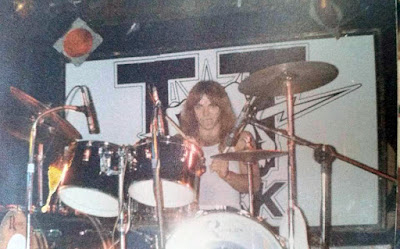 TT Quick with Glen Evans on drums