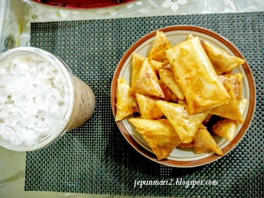 Resepi Samosa Kentang Cheese