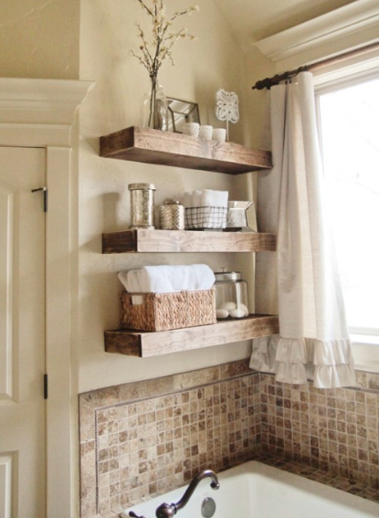 AWESOME IDEAS TO CREATE YOUR OWN SHELVES