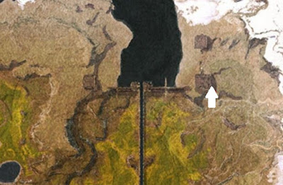 Conan Exiles, Lemurian Locations, Aqueduct