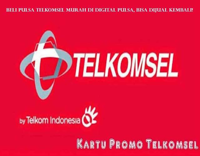 Beli Pulsa Telkomsel Murah di Digital Pulsa magetan