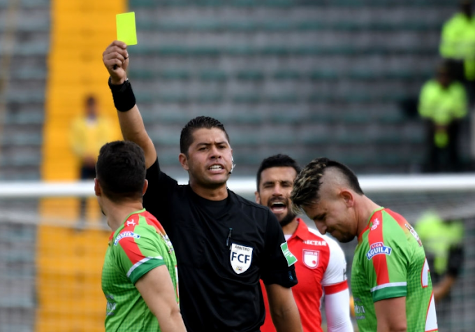 A garantizar justicia: Estos árbitros pitarán en la tercera fecha de la Liga BetPlay 1 2021