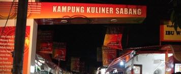 Kampung Kuliner Khas Kota Sabang