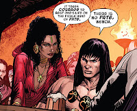 Savage Sword of Conan: Conan the Gambler - Woman