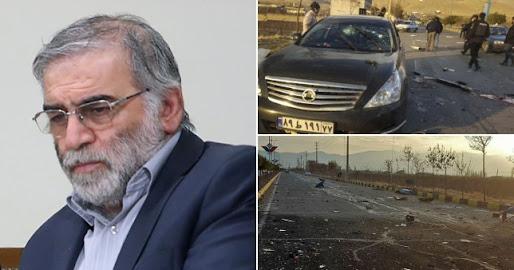 Iran Nuclear Scientist