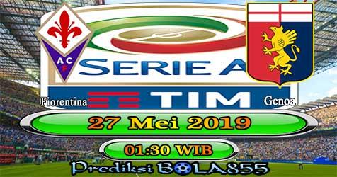 Prediksi Bola855 Fiorentina vs Genoa 27 Mei 2019