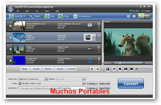 AnyMP4 MTS Converter Portable