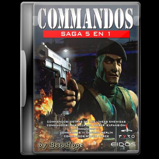 Commandos Collection Full Español