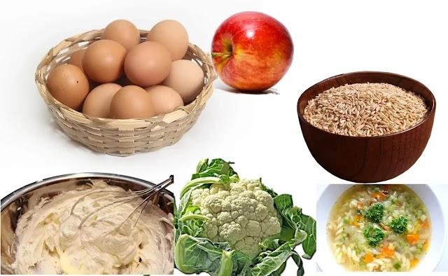 اهم الاطعمة لحرق الدهون وانقاص الوزن