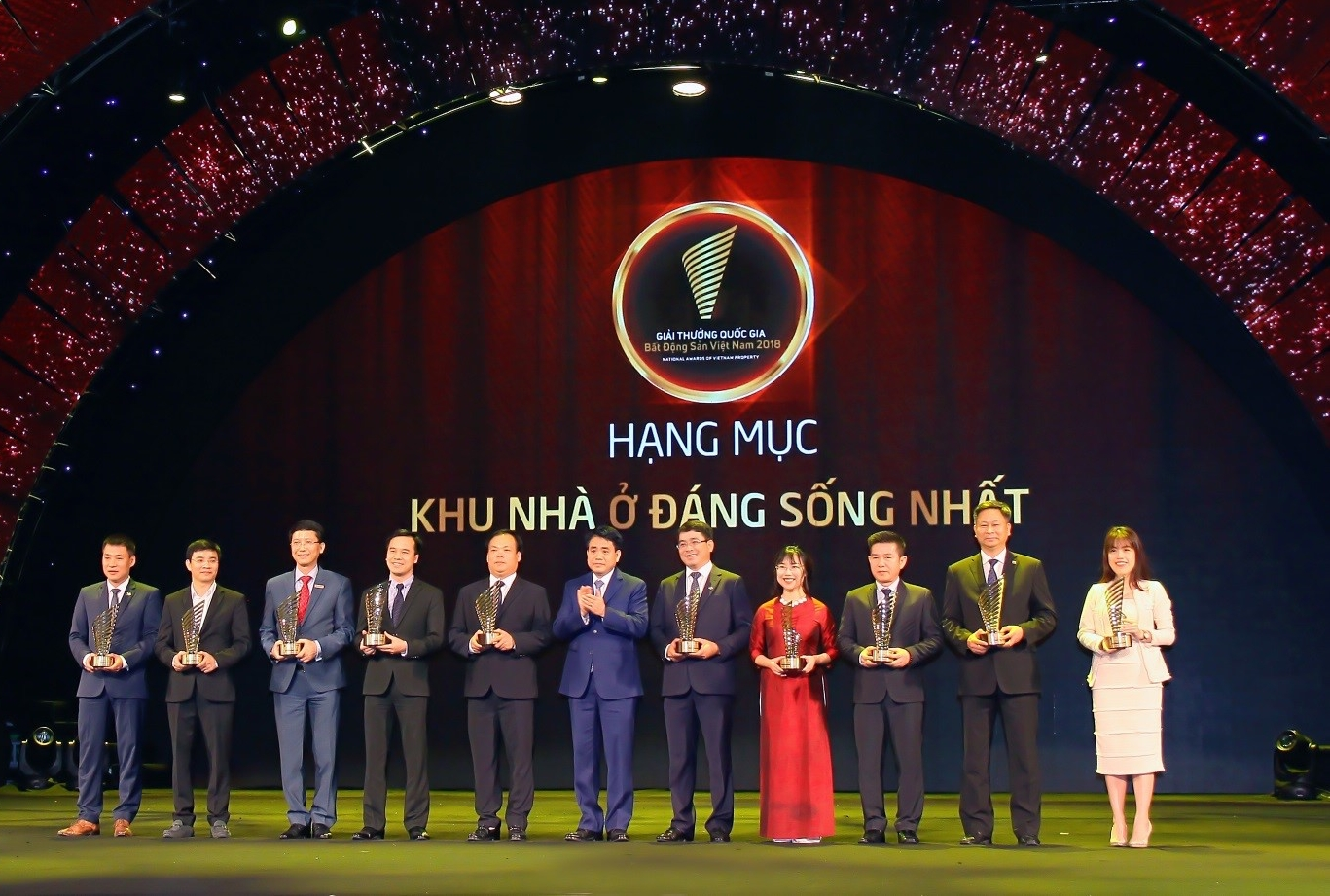 Xuân Mai Corp nhận giải thưởng bất động sản cấp quốc gia