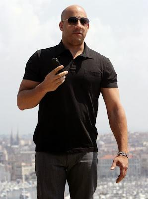 Vin Diesel Body and Diet