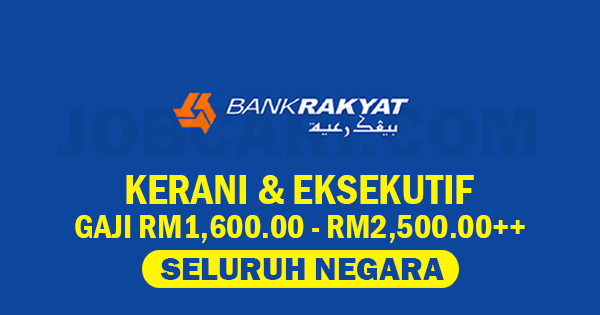 BANK RAKYAT SELURUH NEGARA