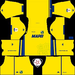 US Sassuolo Calcio 2018 - 2019 Third Kit
