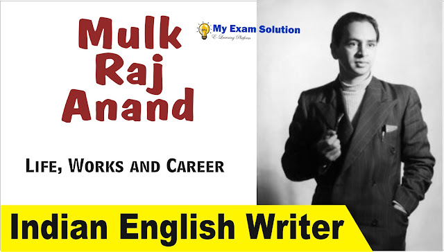 mulk raj anand, mulk raj anand biography, indian writer, mulk raj anand biography in hindi