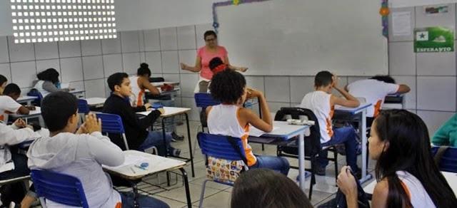 prorrogação do fechamento das escolas na Bahia