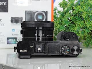 Jual Kamera Sony a6000 Mirrorless Banyuwangi