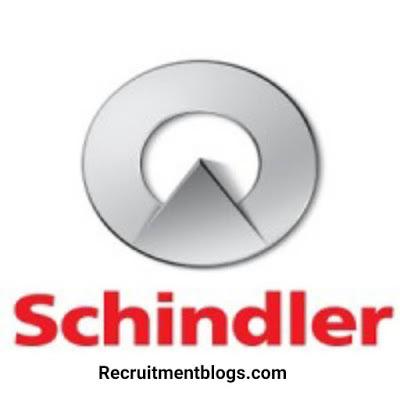New Installation Engineer Intern At Schindler
