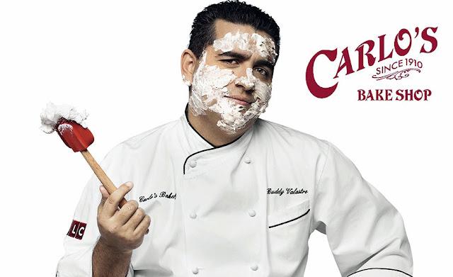 Buddy Valastro, Carlo's Bake Shop, Carlo's Bakery, Cake Boss, Kitchen Boss, Batalha dos Confeiteiros
