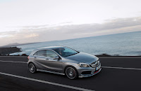 All-New 2013 Mercedes A-Class A250 Sport AMG W176