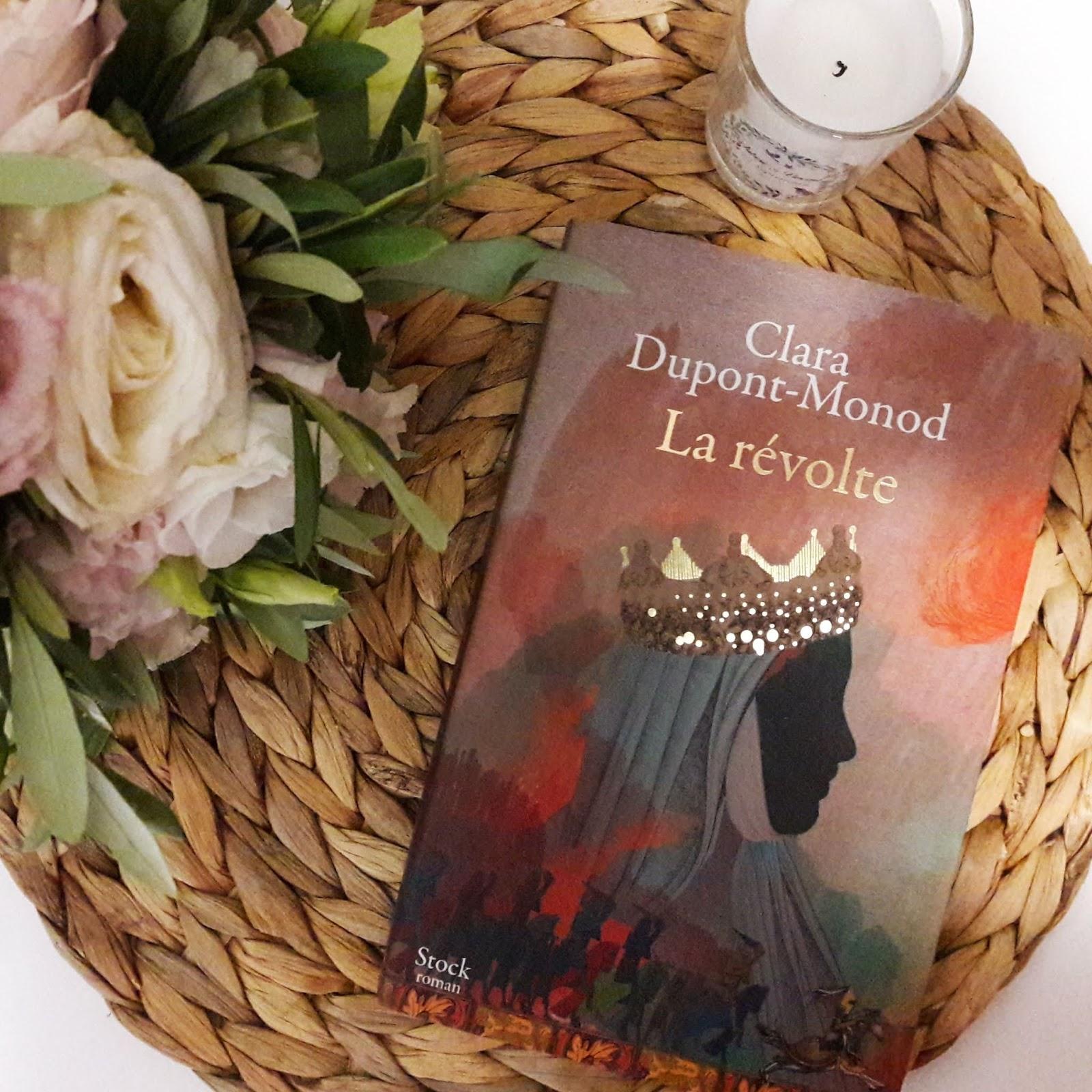 Coup de cœur : La révolte de Clara Dupont-Monod