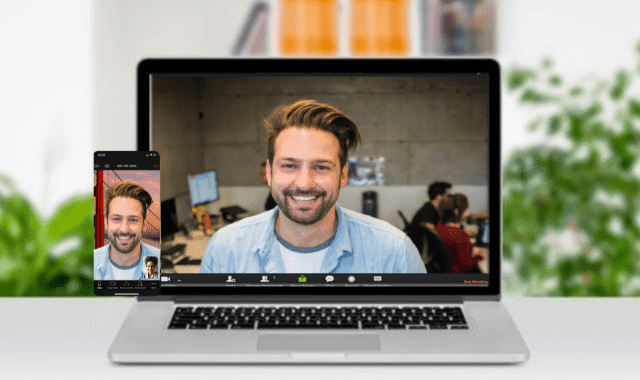 Download ZOOM Cloud Meetings for all devices for free for meeting