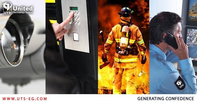 UTS | الشركة المتحدة | مكافحة وانذار حريق