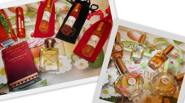 Perfumowe zakupy w 2017 cz. 1: odlewki/odpowiedniki i co o nich sądzę