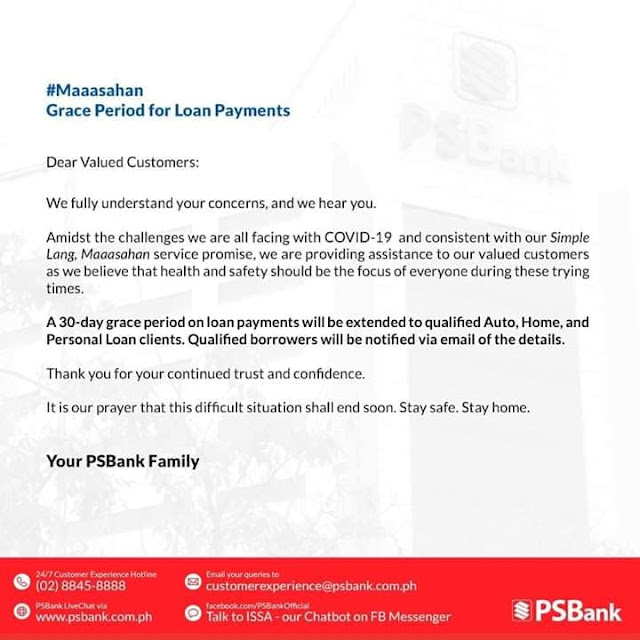 PSBank Bills Payment Extension