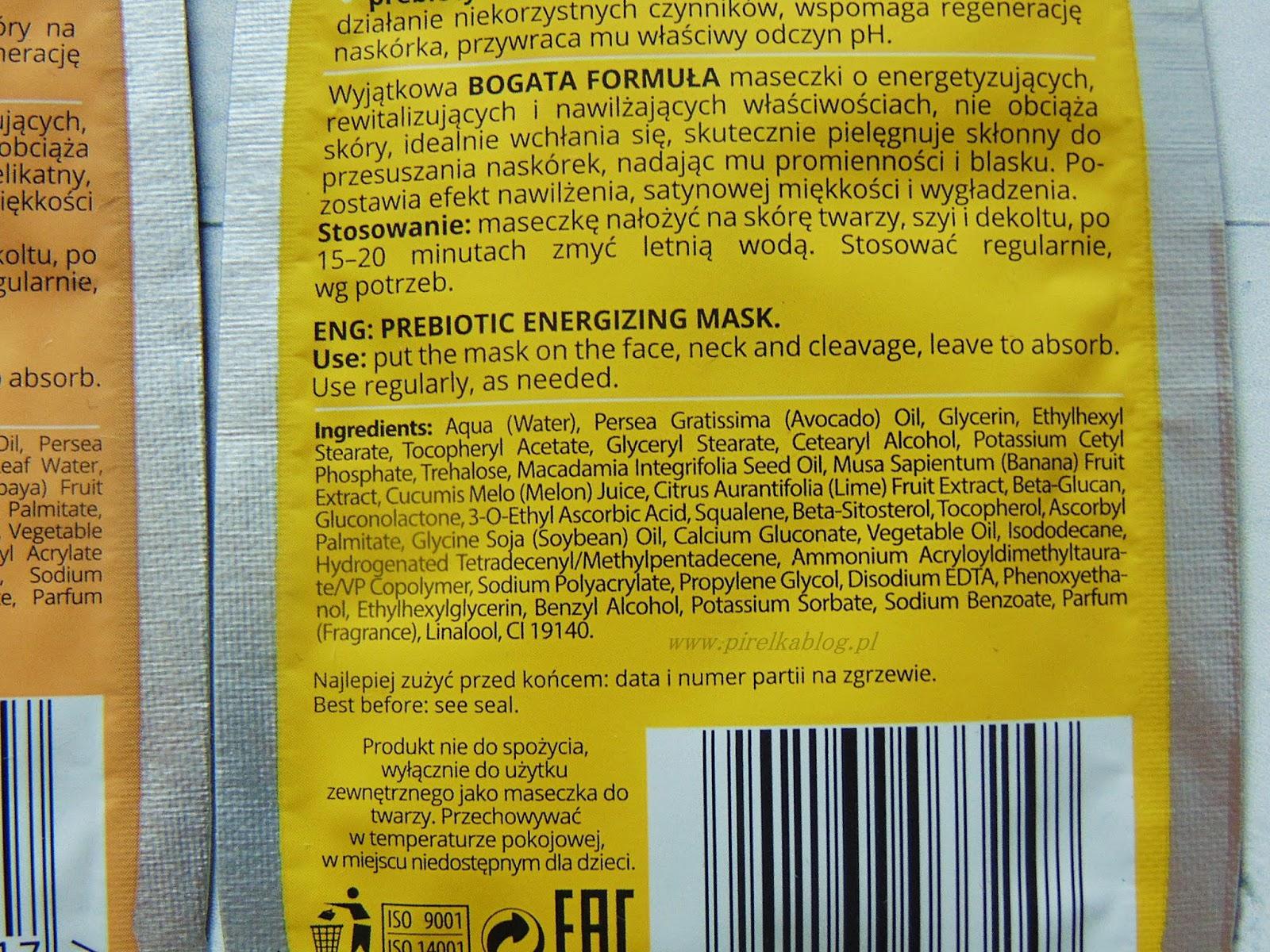 Smoothie Mask, Bielenda - prebiotyczne maseczki do twarzy