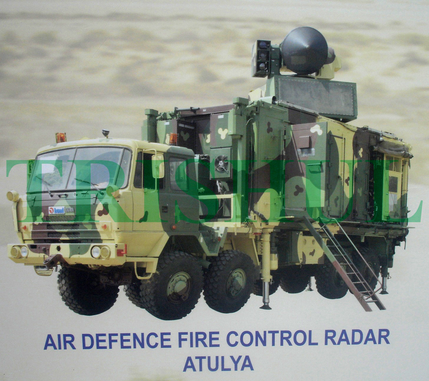 TRISHUL: 'Desi' Active RF Seeker For Astra-1 & Astra-2