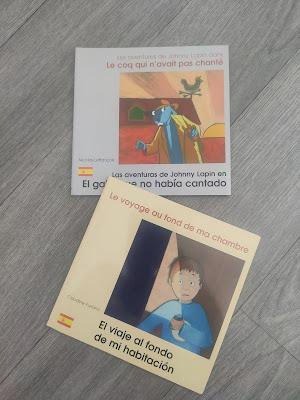 livres français espagnol ief