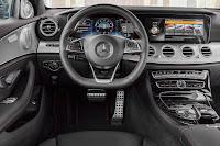 Mercedes-AMG E 43 4Matic (2017) Dashboard