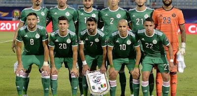 موعد مباراة السنغال والجزائر ضمن مباريات كأس أمم أفريقيا 2019