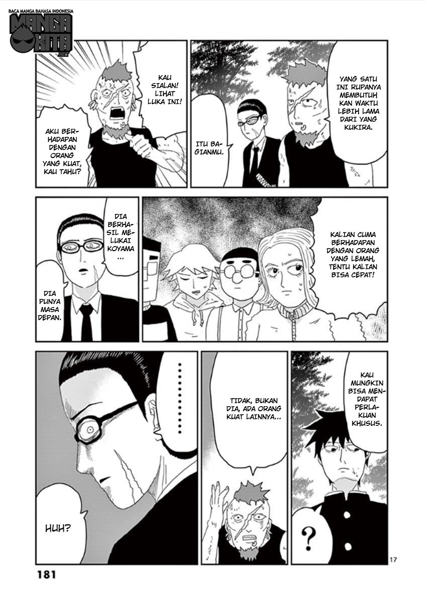 Mob Psycho 100 Chapter 34-18