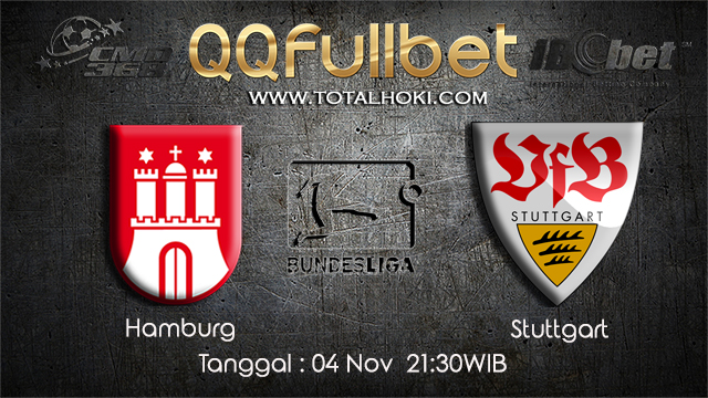 PREDIKSIBOLA - PREDIKSI TARUHAN BOLA HAMBURG VS STUTTGART 04 NOVEMBER 2017 (BUNDESLIGA)