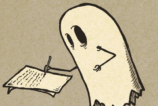 Daftar pekerjaan yang membutuhkan skill mengetik, ghostwriter atau penulis bayangan