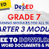 GRADE 7 | Quarter 3 Self-Learning Modules | ALL SUBJECTS! Free Download